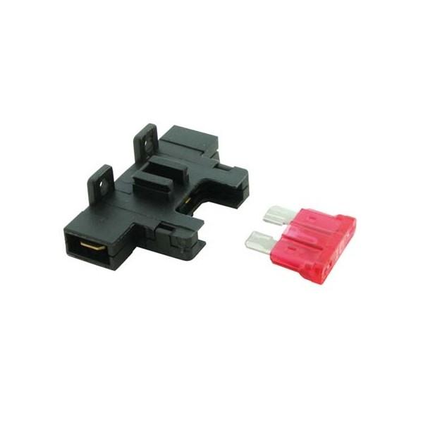Littelfuse Kabelverbinder + ATO zekeringhouder koppelbaar 6,3x8m