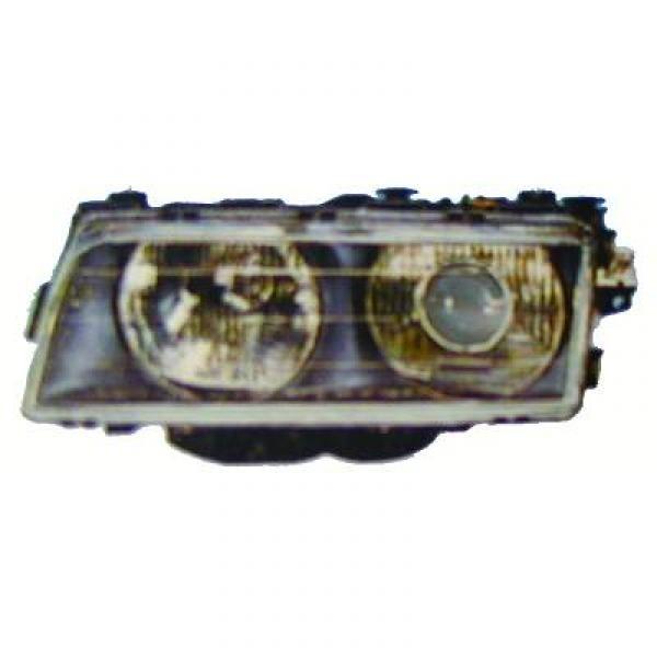 Koplamp rechts BMW E38 94-98 BOSCH H1/H7 ChroomLINE