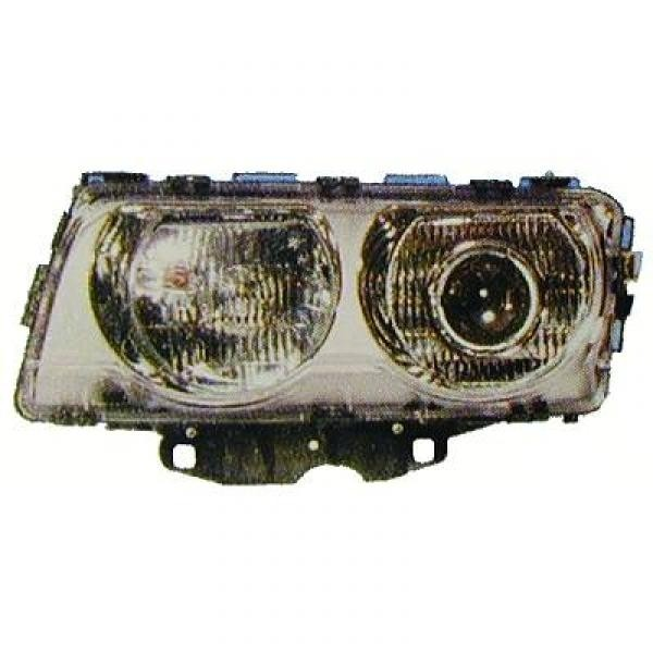 XENONKoplamp links BMW E38 98-01 BOSCH D2S/H7 ChroomLINE