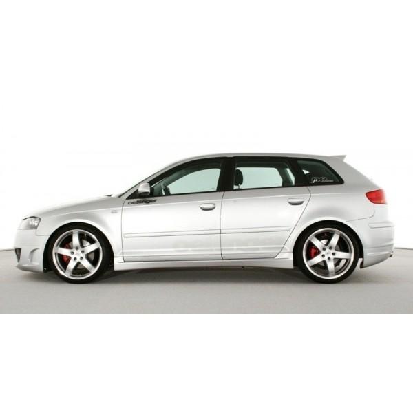 Zijskirts Audi A3 8p Sportback Oetinger
