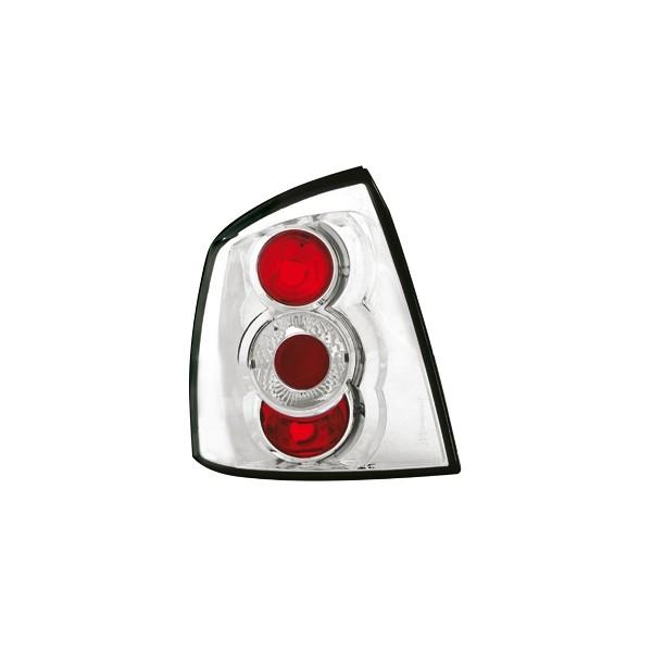 Achterlichten Opel Astra G LED lexus