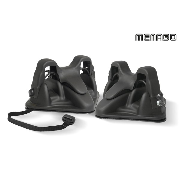Menabo Shuttle Magneet Skidragers set
