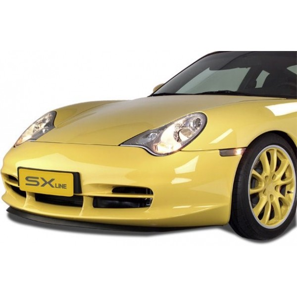 Voorbumper voor de Porsche 911 (996 vanaf bj.2003) SX-Line