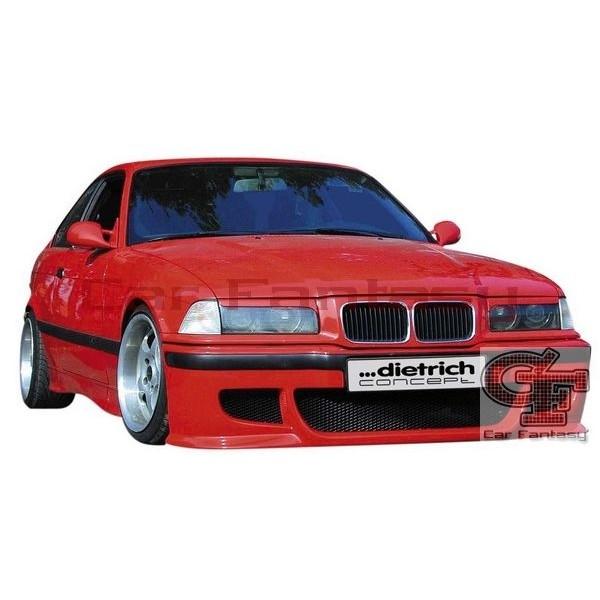 Voorbumper BMW E36 Dietrich M3-look