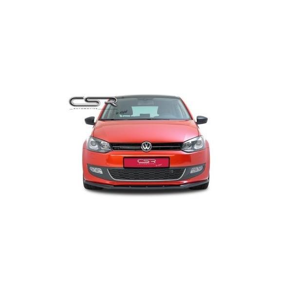 Voorspoiler VW Polo 6R (niet voor GTI/ Cross) 2009- ABS