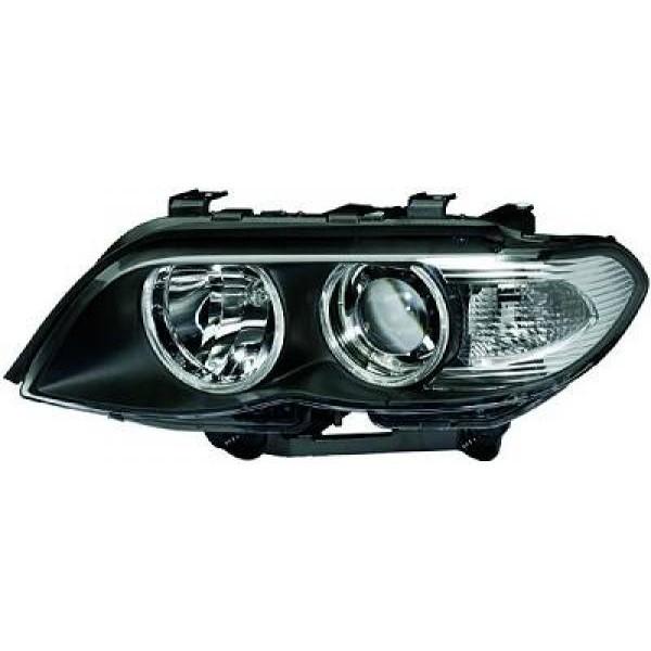 BI-XENONKoplamp links BMW X5 E53. 03-07 D2S+H1
