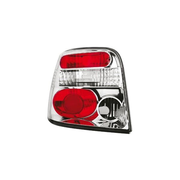 Achterlichten VW Golf IV alternative chroom