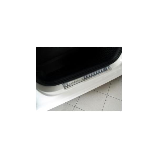 Instaplijsten Skoda Citigo 5D 2011- RVS