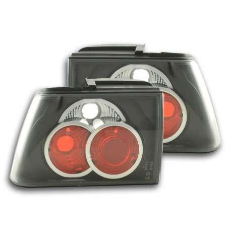 Achterlichten Alfa Romeo 155 Zwart
