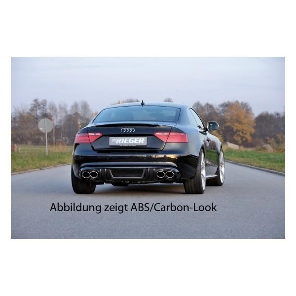 Achterbumperaanzet Audi A5 B8/B81 07-11 S-line Rieger