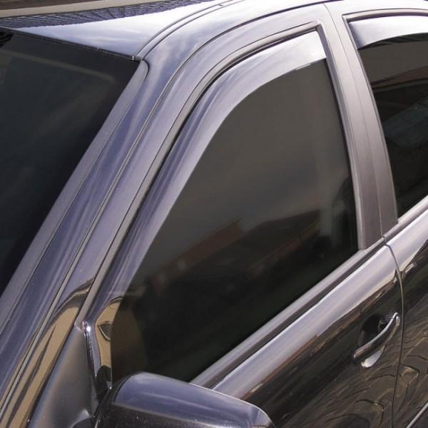 Zijwindschermen Dark Mercedes GLC (X253) 2015-
