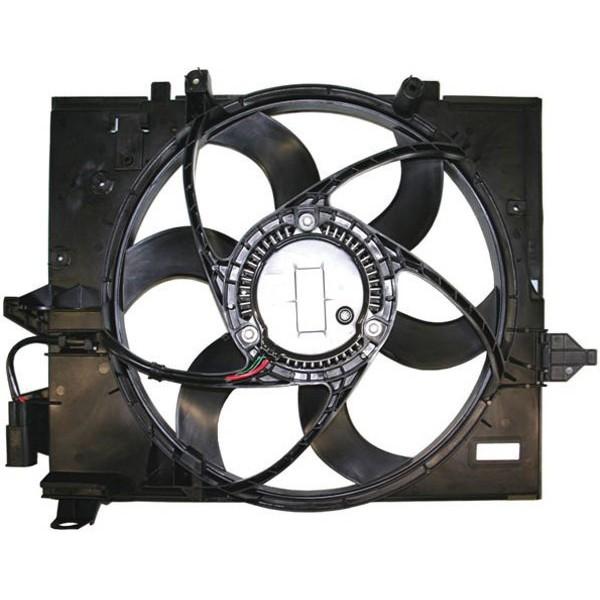 Radiator FAN BMW E60/E61 07-10 490mm 523I/525I/530I