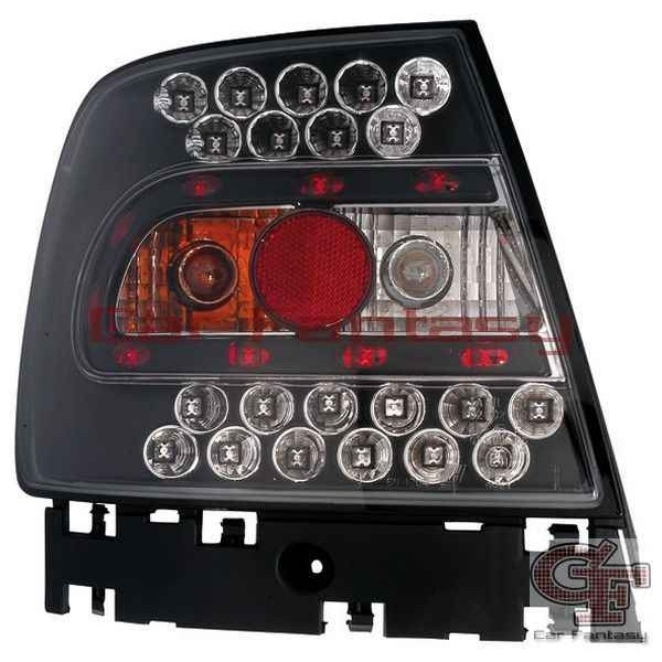 Achterlichten Audi A4 Limousine 95-01 LED classic zwart