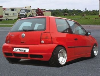 achterbumper vw lupo rs in tuning car fantasy. Black Bedroom Furniture Sets. Home Design Ideas