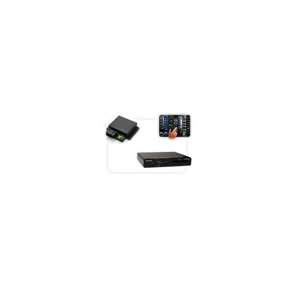 Ampire DVBT400-CI + IMA Multimedia Adapter - w/ OEM Control